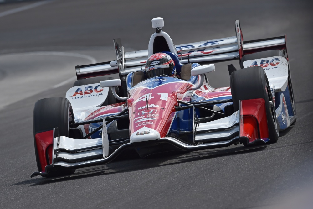 Jack Hawksworth - A.J. Foyt Enterprises - Dallara DW12 - Honda