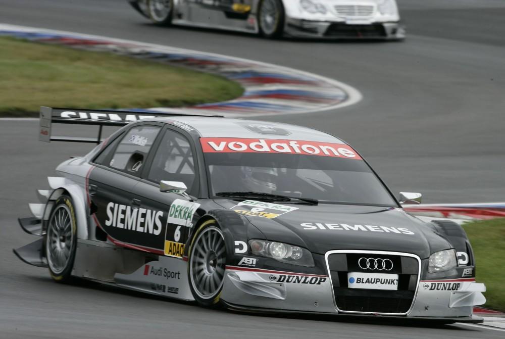 Allan Mcnish Abt Sportsline Dtm German Touringcar Masters 2005
