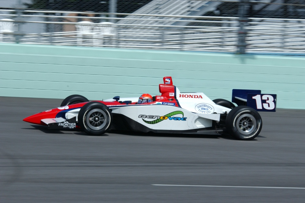 Greg Ray Access Motorsports Irl Indycar Series 2004