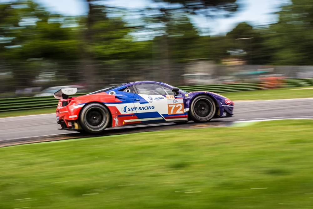 Kirill Ladygin - AF Corse: European LeMans Series 2014 - Photo 41/55