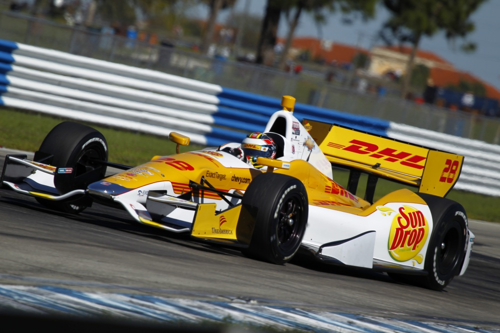 Ryan Hunter-Reay - Andretti Autosport - Dallara DW12 - Chevrolet