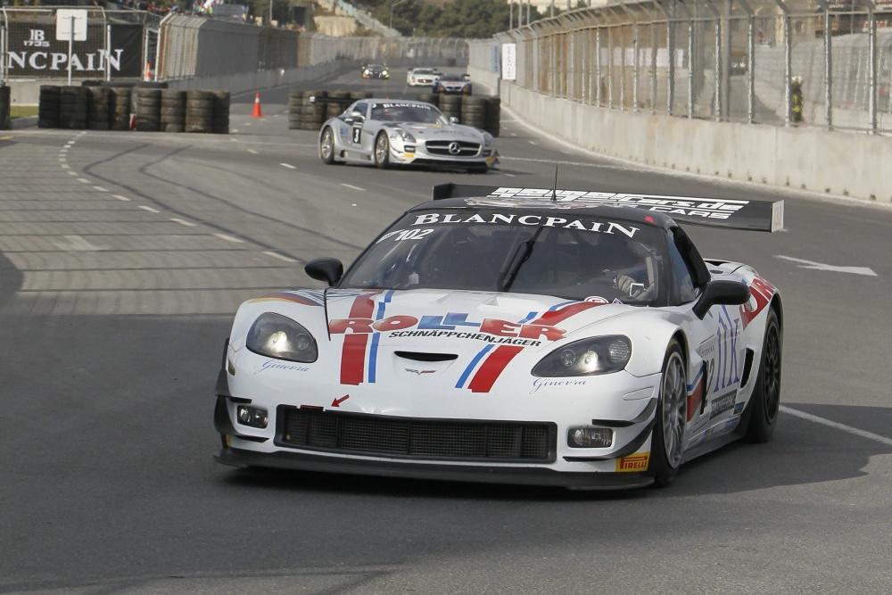 0946b5fd6b Car number  102. Daniel Keilwitz - Callaway Competition - Chevrolet  Corvette C6 Z06 GT3