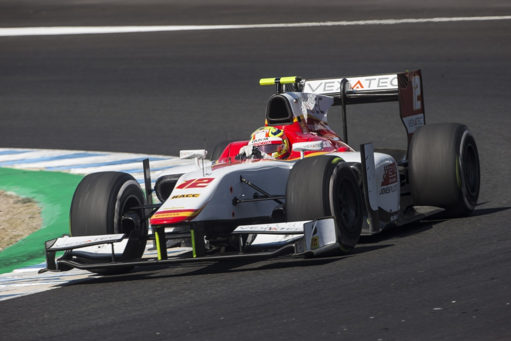Alex Palou - Campos Racing - Dallara GP2/11 - Mecachrome