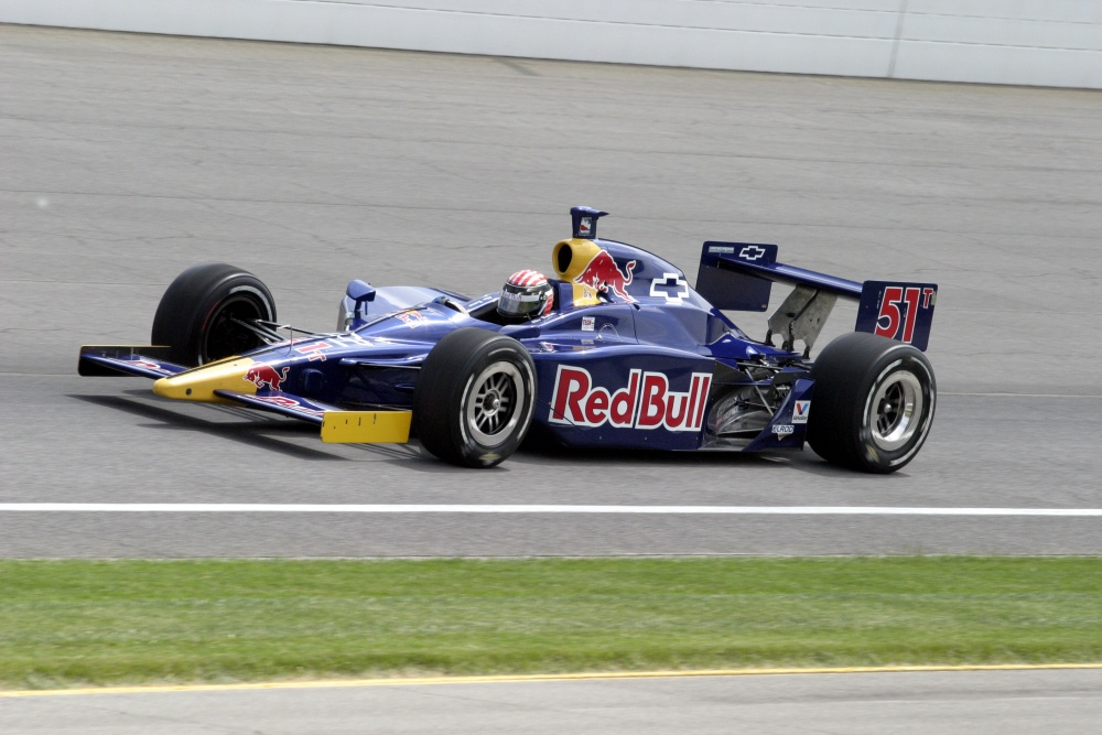 Alex Barron - Cheever Racing - Dallara IR-03 - Chevrolet