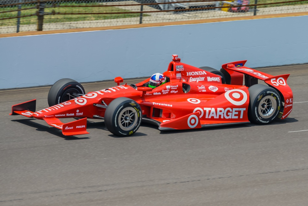 Dario Franchitti - Chip Ganassi Racing - Dallara DW12 - Honda