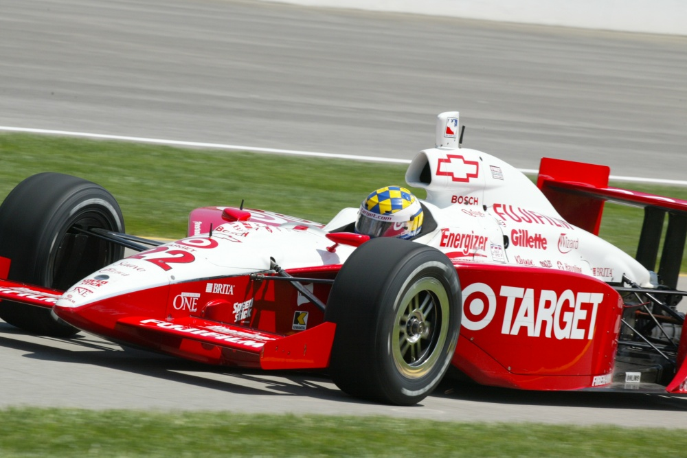 Kenny Bräck - Chip Ganassi Racing - G-Force GF05 - Chevrolet