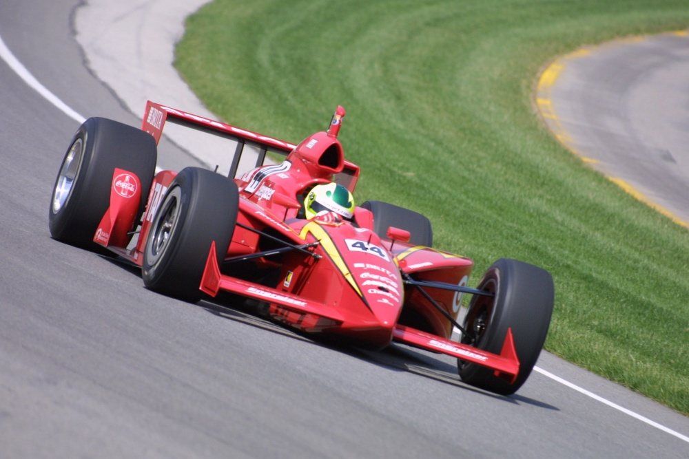 Bruno Junqueira - Chip Ganassi Racing - G-Force GF05 - Oldsmobile