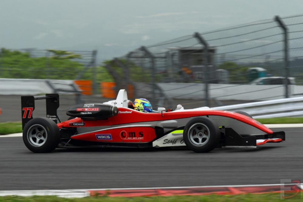 Tatsuru Noro Cms Motor Sports Project All Japan Formula