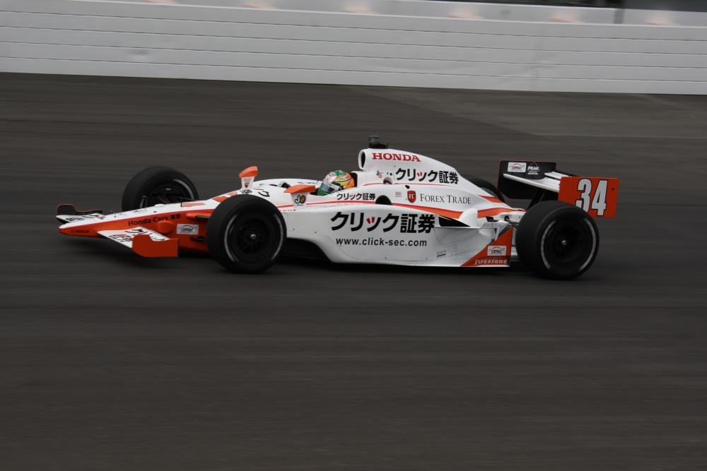 Kousuke Matsuura - Conquest Racing: IRL IndyCar Series ...