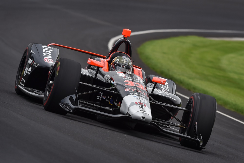 James Davison - Dale Coyne Racing - Dallara DW12 - Honda