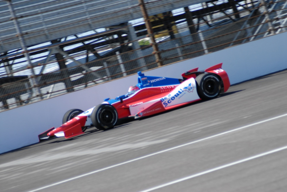 James Jakes - Dale Coyne Racing - Dallara DW12 - Honda