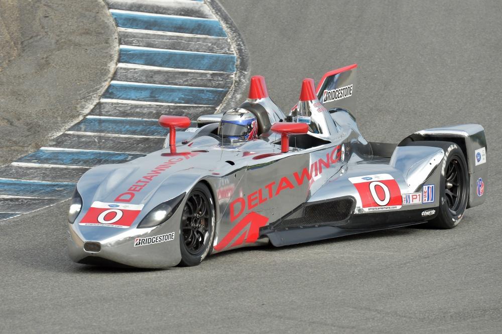Katherine Legge  DeltaWing Racing Cars American LeMans Series