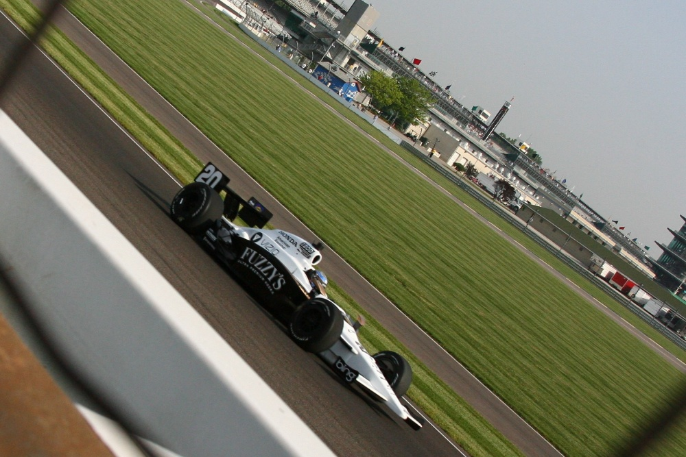 Scott Speed - Dragon Racing - Dallara IR-05 - Honda