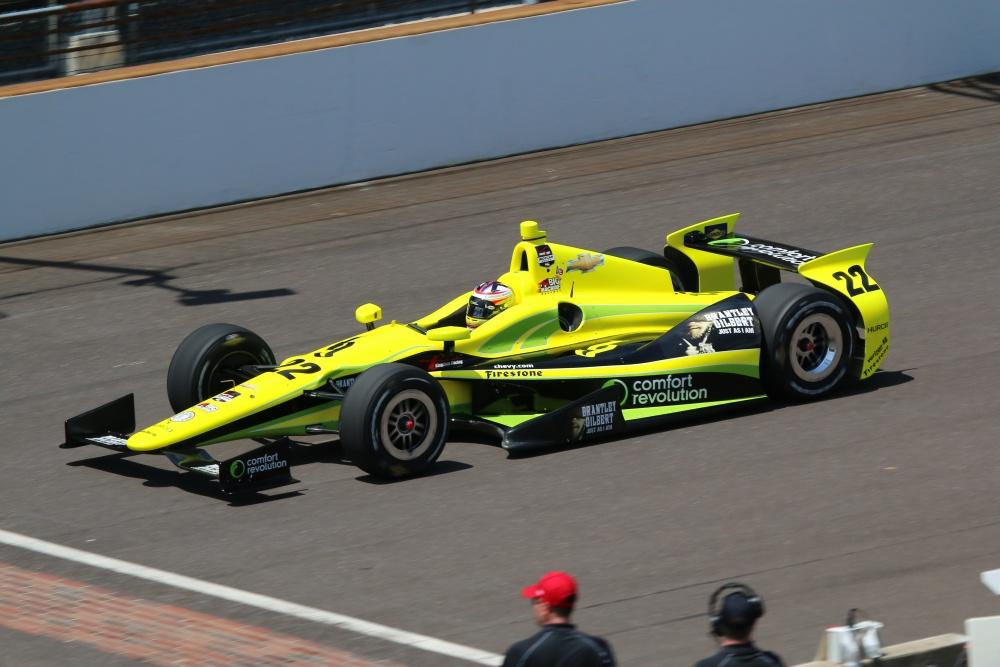 Dreyer And Reinbold >> Sage Karam Dreyer Reinbold Racing Indycar Series 2014 Photo 26 36