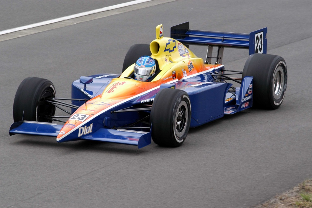 Sarah Fisher - Dreyer & Reinbold Racing - Dallara IR-03 - Chevrolet
