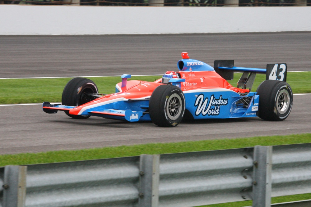 John Andretti - Dreyer & Reinbold Racing: IRL IndyCar ...