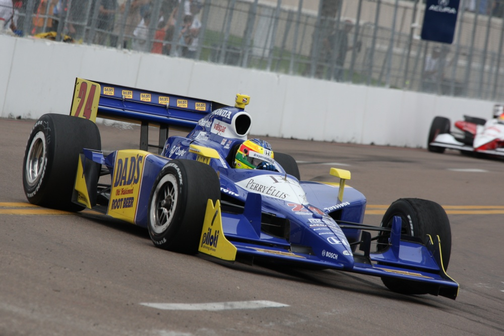 Mike Conway - Dreyer & Reinbold Racing - Dallara IR-05 - Honda