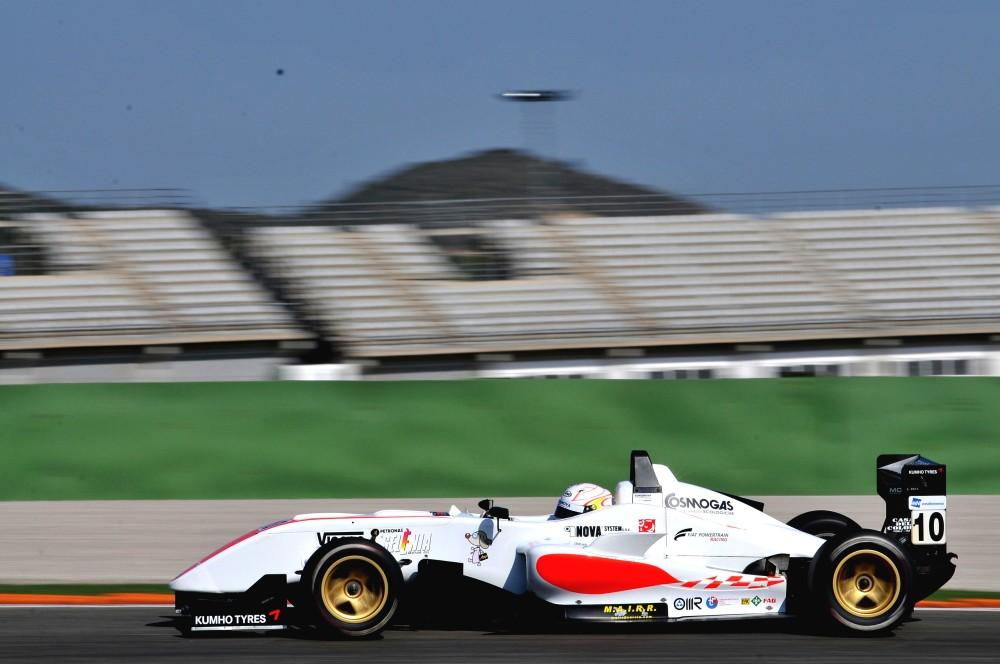 Yoshitaka Kuroda (racing driver) Yoshitaka Kuroda Euronova Racing Italian Formula 3 Championship
