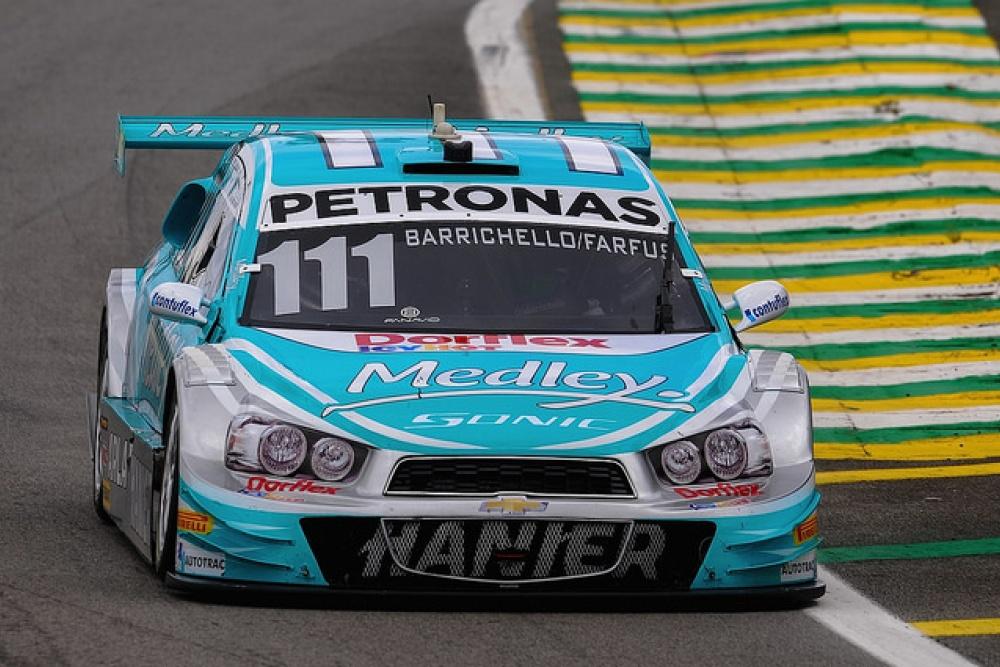 Augusto Farfus Full Time Stock Car Brasil 2014 Photo