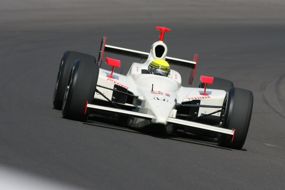 Richie Hearn - Hemelgarn Racing - Dallara IR-05 - Honda