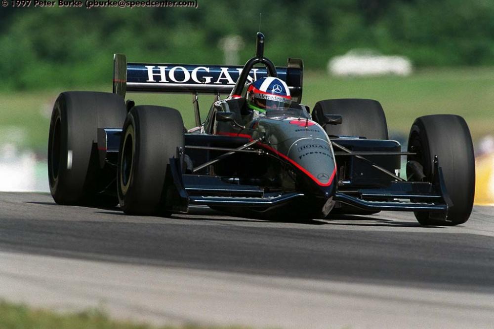 Bobby Rahal Mercedes >> Dario Franchitti - Hogan Racing: CART World Series 1997 - Photo 11/32
