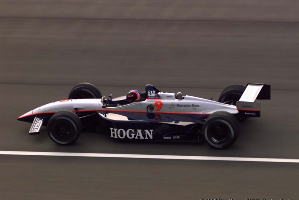 Robby Gordon - Hogan Racing - Reynard 97i - Mercedes