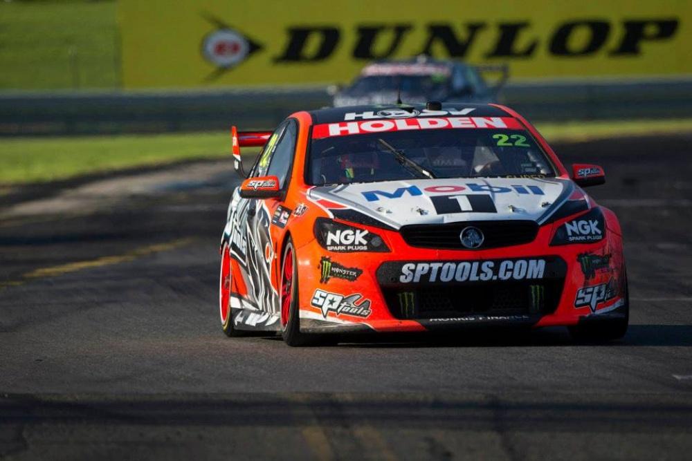 Russell Ingall - Walkinshaw Racing: International V8