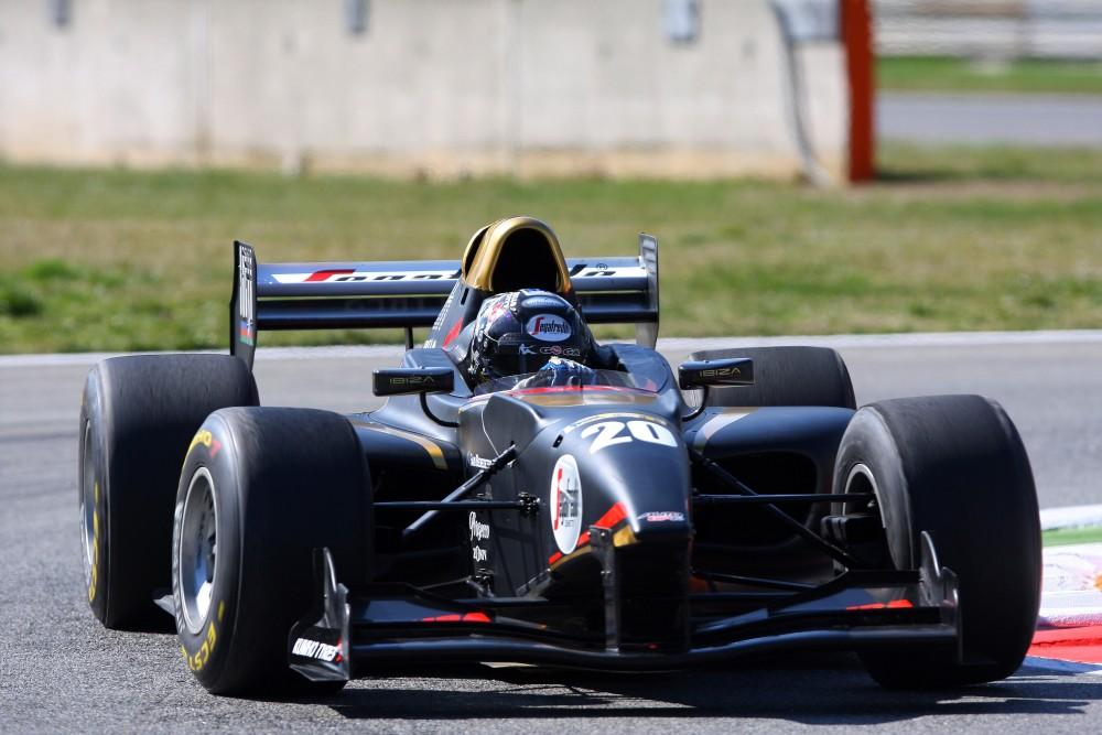 ibiza racing: