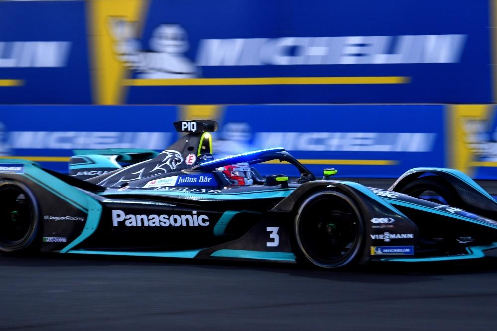 Nelson Angelo Piquet - Jaguar Racing: FIA Formula E ...