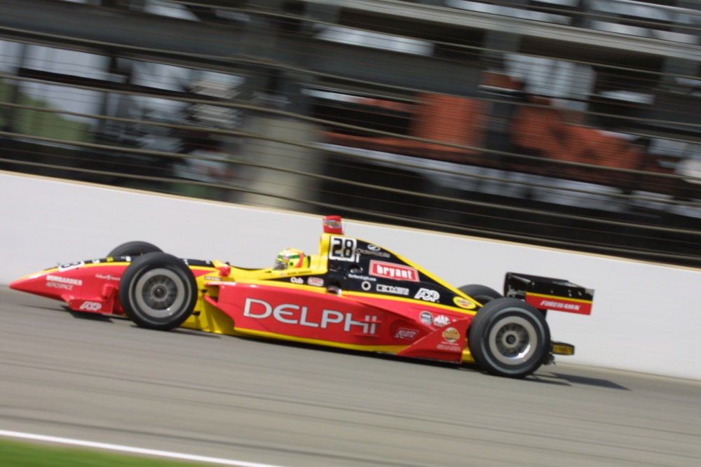 Indy Racing League Cars