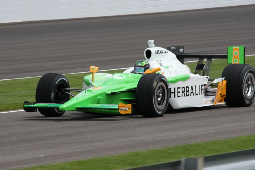 Townsend Bell Kv Racing Technology Irl Indycar Series