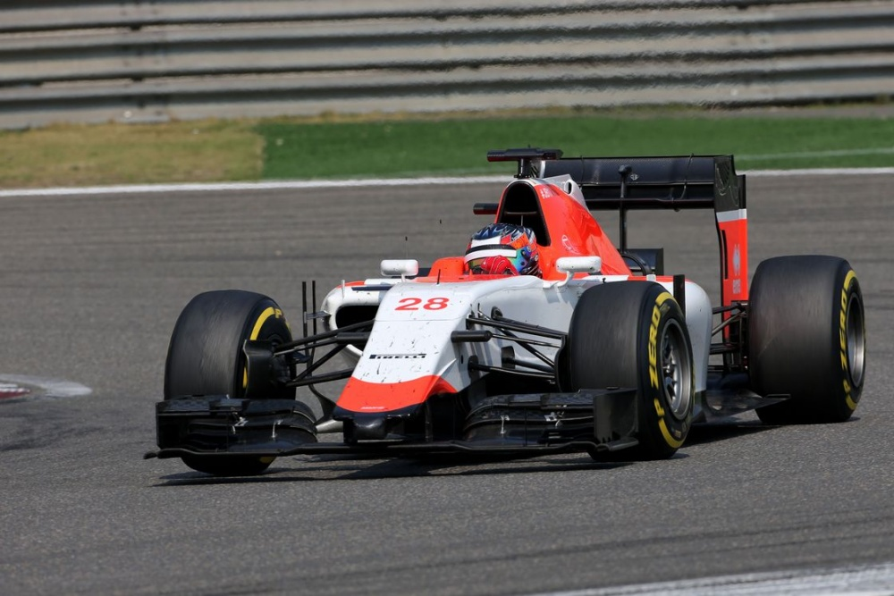 Will Stevens - Manor F1 Team - Marussia MR03 - Ferrari