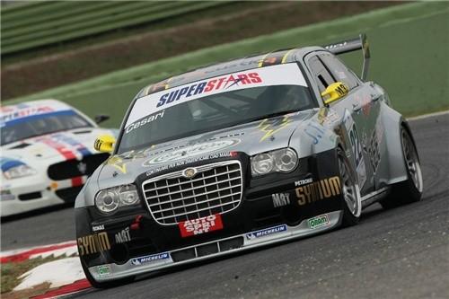 Mauro Cesari Mauro Rally Tuning Italian Superstars Championship