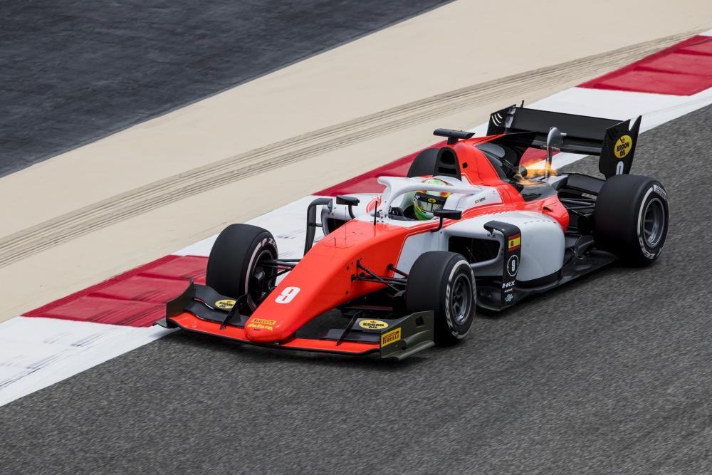 MP Motorsport Background 8