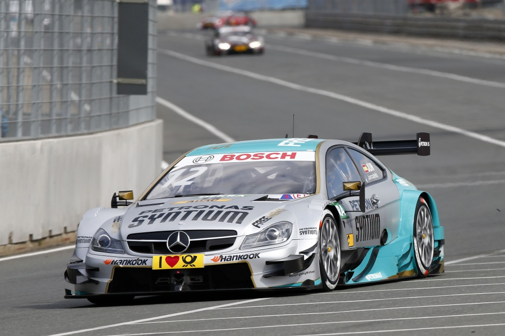 Daniel Juncadella - Mücke Motorsport: DTM (German ...