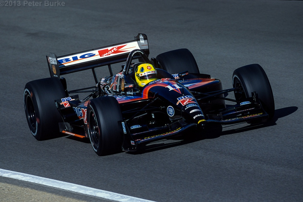 Christian Fittipaldi - Newman/Haas Racing - Lola B2K/00 - Ford