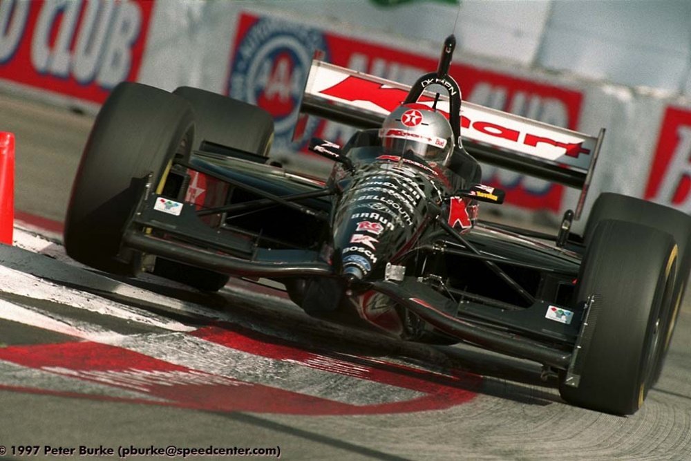 Michael Andretti - Newman/Haas Racing - Swift 007.i - Ford