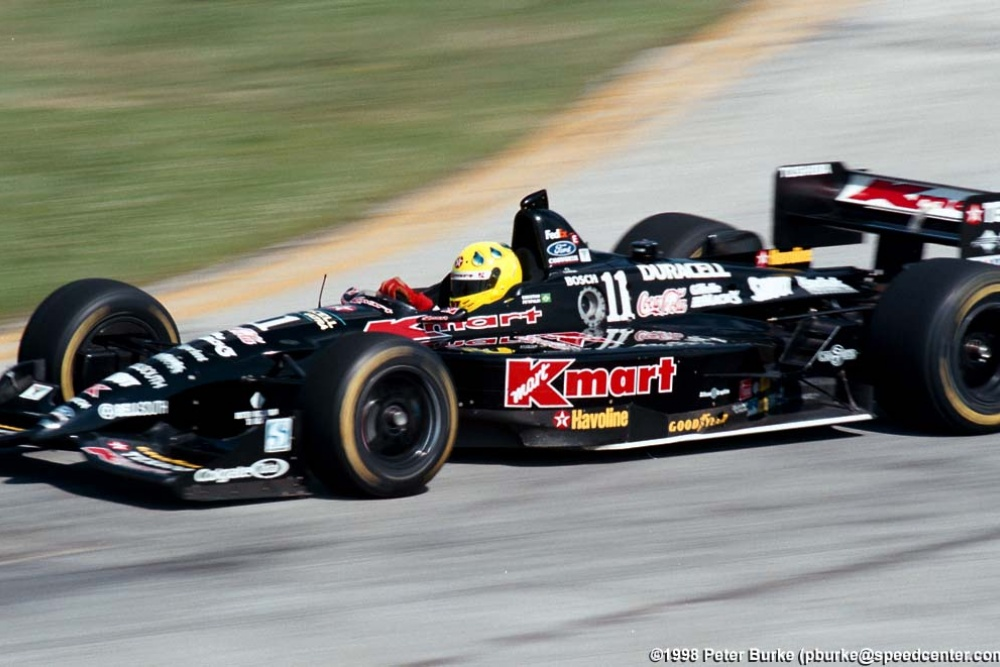 Christian Fittipaldi - Newman/Haas Racing - Swift 009.c - Ford