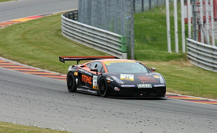 Michael Golz   NK Racing Team   Lamborghini Gallardo LP560 GT3