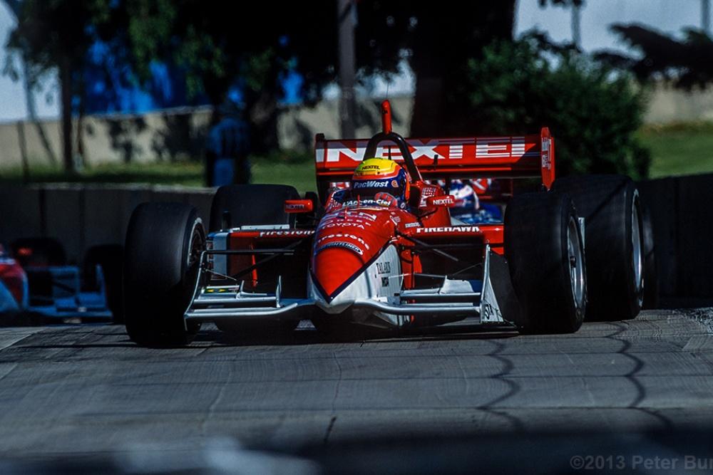 Mauricio Gugelmin - PacWest Racing: CART Championship ...