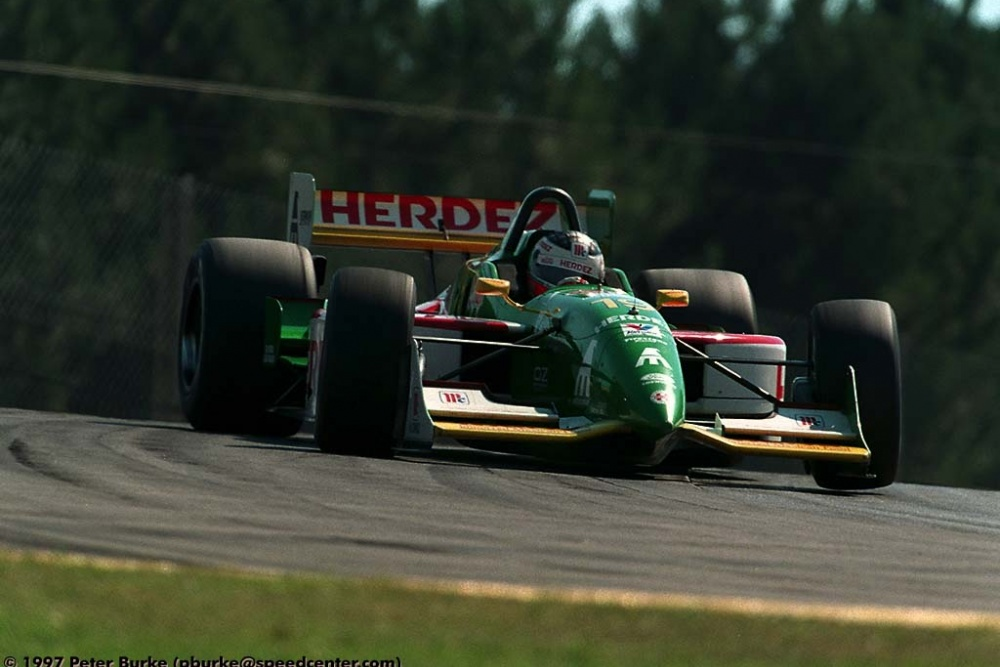 Michel Jourdain jr. - Payton/Coyne Racing - Reynard 97i - Ford