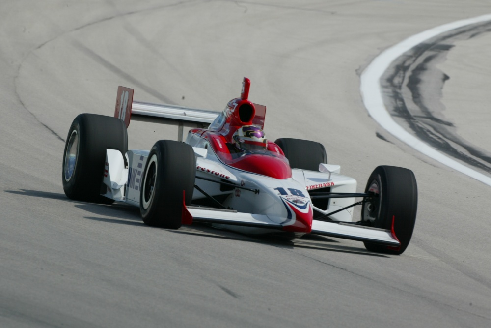 Scott Mayer - PDM Racing - Dallara IR-03 - Chevrolet