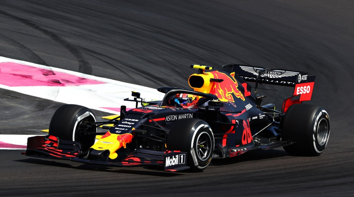 Pierre Gasly - Red Bull Racing - Red Bull RB15 - Honda