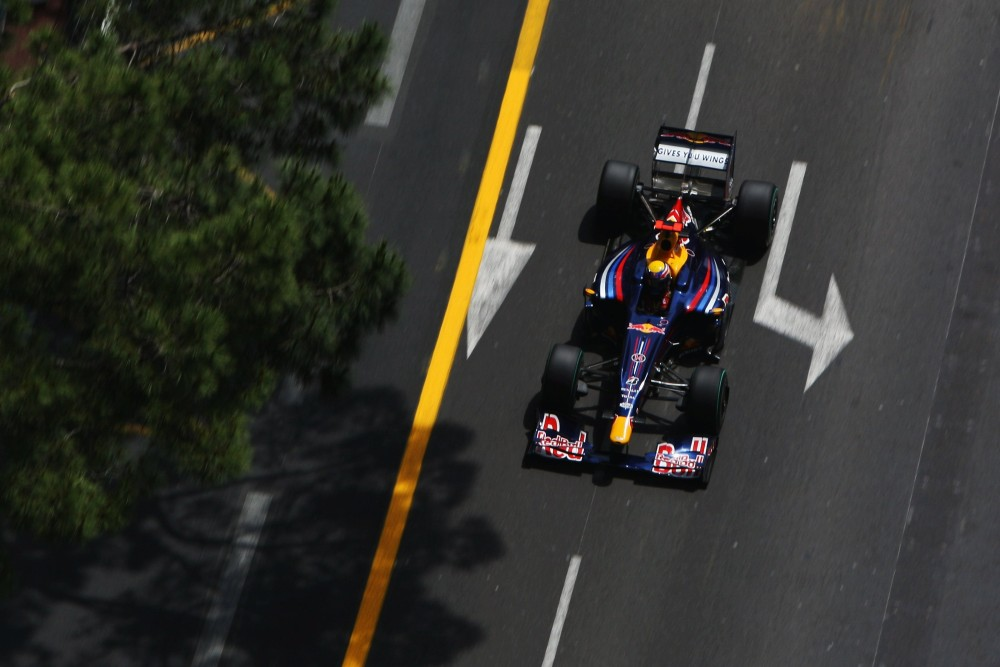 Mark Webber - Red Bull Racing - Red Bull RB5 - Renault