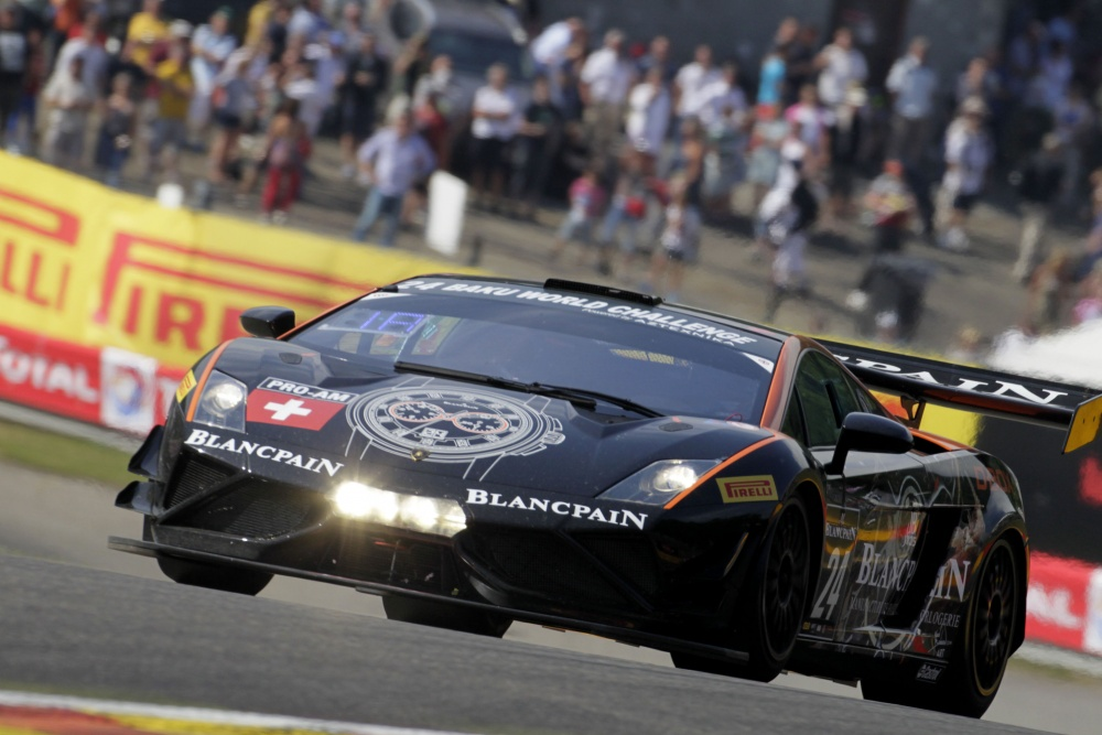Great Peter Kox   Reiter Engineering   Lamborghini Gallardo LP560 GT3