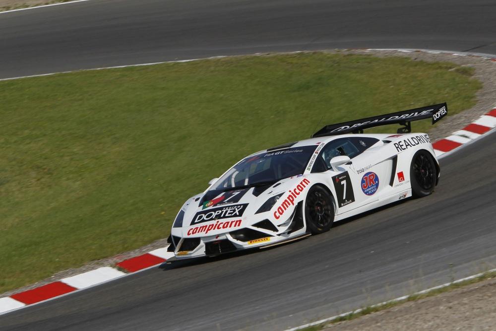 Patrick Cunha   Rodrive Competicoes   Lamborghini Gallardo LP560 GT3