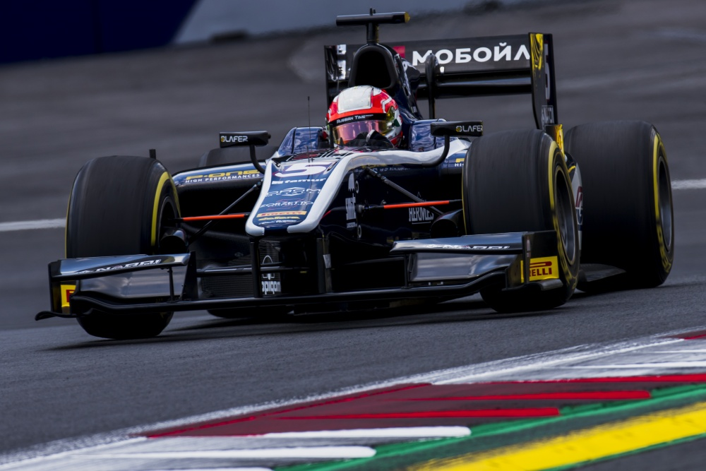 Luca Ghiotto - Russian Time - Dallara GP2/11 - Mecachrome