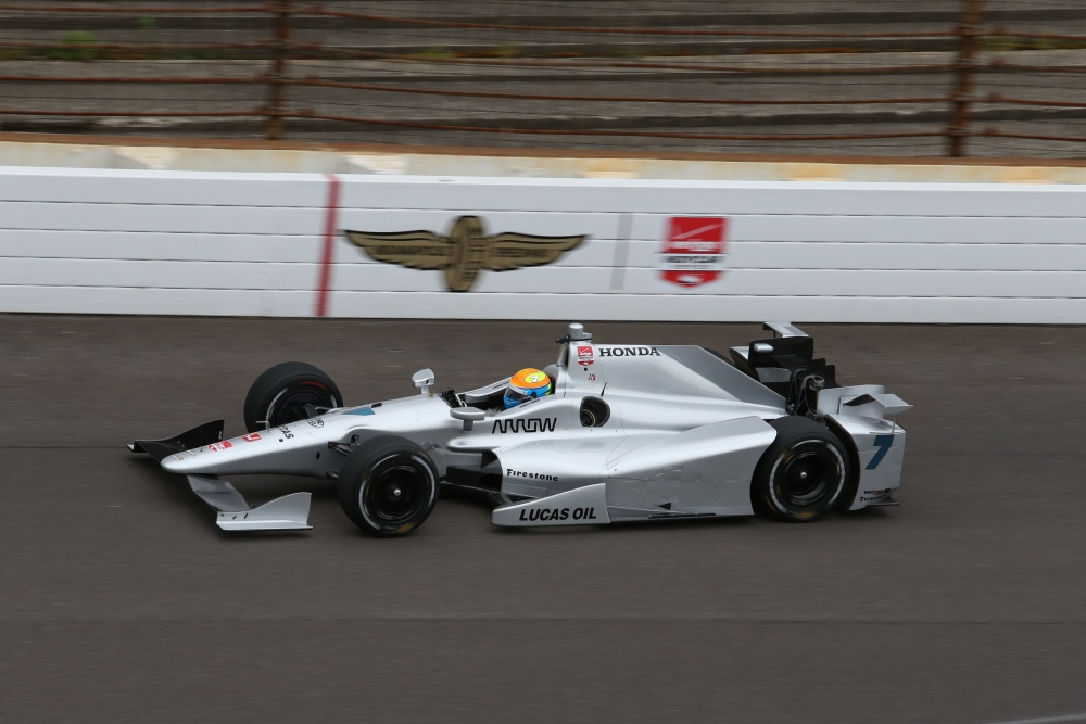 James Jakes - Schmidt Peterson Motorsports - Dallara DW12 - Honda