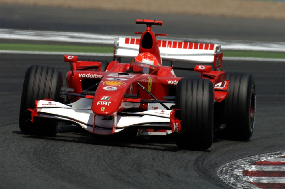 Michael Schumacher Scuderia Ferrari Fia Formula 1 World Championship 2006 Photo 3 6