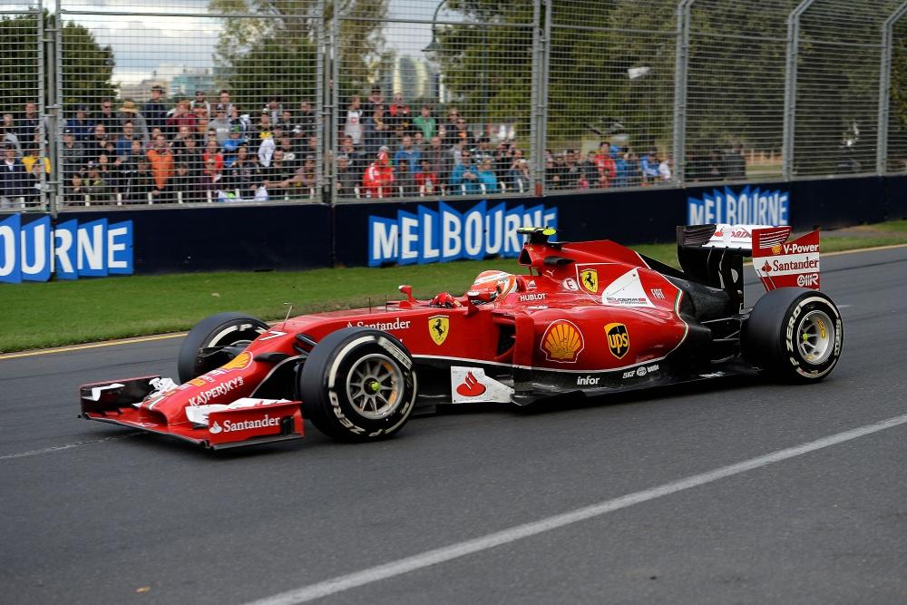 Kimi Räikkönen - Scuderia Ferrari: FIA Formula 1 World Championship ...